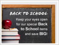Otwórz oczy na nasze nowe promocje artykułów szkolnych! Można zaoszczędzić naprawdę dużo!